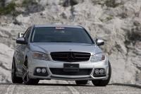 Аэродинамический обвес Wald для Mercedes Benz C-class W204 кузов 2007-...г.в.