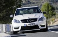 Аэродинамический обвес AMG C63 для Mercedes Benz C-class W204 кузов, седан 2007-...г.в.