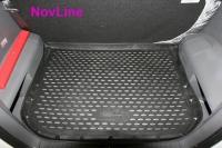 Коврик в багажник для Chery S18D \ Indis 2011-...г.в.