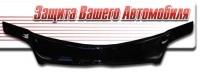 Дефлектор капота (мухобойка) на Toyota Corolla Runx 1994-2004 г.в.