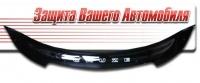 Дефлектор капота (мухобойка) на Chevrolet Cruze 2009-...г.в.