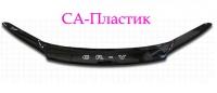 Дефлектор капота (мухобойка) на CR-V IV 2012-...г.в.