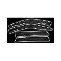 Дефлекторы окон (ветровики) Prosport для Hyundai Sonata EF (2001-... г.в.)