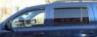 Дефлекторы окон (ветровики) для Dodge Durango II 2004-2009 г.в.