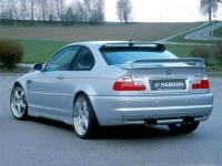 Бампер задний Hamann на BMW-3 серии E46 1998-2005 г.в.