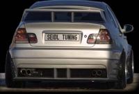Бампер задний SEIDL для BMW-3 серии E46 1998-2005 г.в.