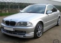 Аэродинамический обвес Lumma для BMW-3 серии E46 1998-2005 г.в.
