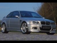 Бампер передний Hamann на BMW-3 серии E46 1998-2005 г.в.