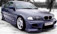 Аэродинамический обвес Carzone-Kомет для BMW-3 серии E46 1998-2005 г.в.