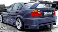 Бампер задний Carzone-Kомет для BMW-3 серии E46 1998-2005 г.в.