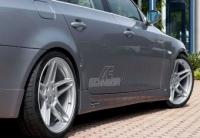 Накладки на пороги (внешние) AC Schnitzer для BMW-5 серии E60 2003-2009 г.в.