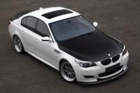 Капот из пластика для BMW-5 серии E60 2003-2009 г.в.