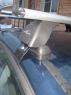 Багажник Lux для Chevrolet Cruze 2009 г.в. (с аэродинамическими дугами)