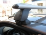 Багажник Lux для Nissan Qashqai (с аэродинамическими дугами)