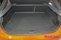 Коврик в багажник для Ford Focus II  2004-2011 г.в. хэтчбек
