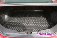 Коврик в багажник для Ford Focus III 2011-...г.в. седан