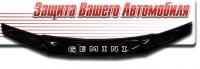 Дефлектор капота (мухобойка) на Isuzu GEMINI 1997-2000 г.в. кузов MJ4, MJ5, MJ6
