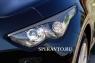 Реснички на фары для Infiniti FX 35/37/50 2008-2012 г.в.