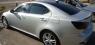 Дефлекторы окон (ветровики) для Lexus GS 300/GS 350/GS 430/GS 450H/GS 460 (2005-2011 г.в.)