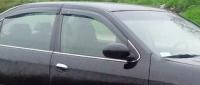 Дефлекторы окон (ветровики) для Nissan Maxima (2000-2005 г.в.)