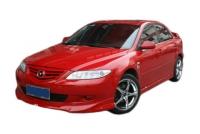 Аэродинамический обвес стандартный для Mazda 6 седан 2002-2005 г.в.