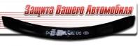 Дефлектор капота (мухобойка) на Nissan Murano II 2008-...г.в.