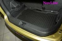 Коврик в багажник для Nissan Note 2005-2008 г.в. / 2009-...г.в.
