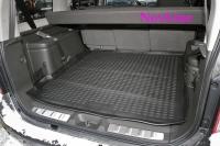 Коврик в багажник для Nissan Pathfinder III 2005-2010; 2010-...г.в.