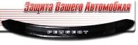 Дефлектор капота (мухобойка) на Peugeot 3008 2009-...г.в.