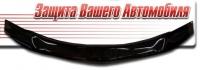 Дефлектор капота (мухобойка) на Pontiac Vibe  2002-2007 г.в.