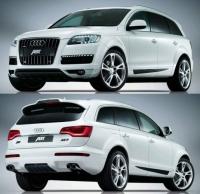 Аэродинамический обвес ABT для Audi Q7