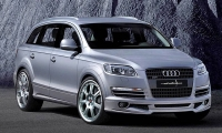 Аэродинамический обвес Nothele для Audi Q7