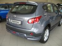 Спойлер для Nissan Qashqai 2007-2010 г.в.