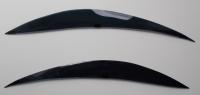 Реснички на фары для Hyundai IX35 2010-...г.в.