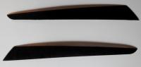 Реснички на фары для Skoda Octavia II 2004-2008 г.в. до рестайлинга