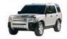 Дефлектор капота (мухобойка) на Land Rover Discovery III 2004-2009 г.в.