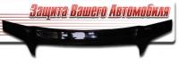 Дефлектор капота (мухобойка) на Toyota Sequoia I  2001-2005 г.в. до рестайлинга