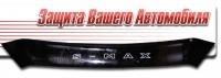 Дефлектор капота (мухобойка) на Ford S- Max 2010-...г.в.