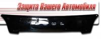 Дефлектор капота (мухобойка) на Kia Soul 2008-2011 г.в.