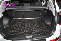 Коврик в багажник для KIA Sportage III 2010-...г.в.