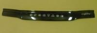 Дефлектор капота (мухобойка) на Kia Sportage I 1994-2003 г.в., 1998-2008 г.в. - сборка в Калининграде