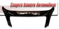 Дефлектор капота (мухобойка) на SsangYong Rexton II 2006-...г.в.