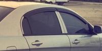 Дефлекторы окон (ветровики) для Тагаз Вега С100 (2009-... г.в.)