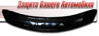 Дефлектор капота (мухобойка) на Nissan Tiida 2004-2011 г.в.