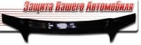 Дефлектор капота (мухобойка) на Toyota Tundra I  1999-2006 г.в.