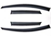 Дефлекторы окон (ветровики) для седана Chevrolet Epica (2006 г.в.)