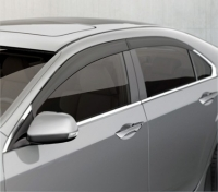 Дефлекторы окон (ветровики) для Honda Accord VIII (2008-... г.в.) седан
