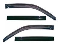 Дефлекторы окон (ветровики) для Chevrolet Aveo I (2006-2011 г.в.) седан