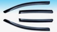 Дефлекторы окон (ветровики) для Audi A4 универсал (1995 - 2000 г.в.)