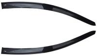 Дефлекторы окон (ветровики) для KIA Ceed I 3 дв./Pro Ceed (2007-2012 г.в.) хэтчбек